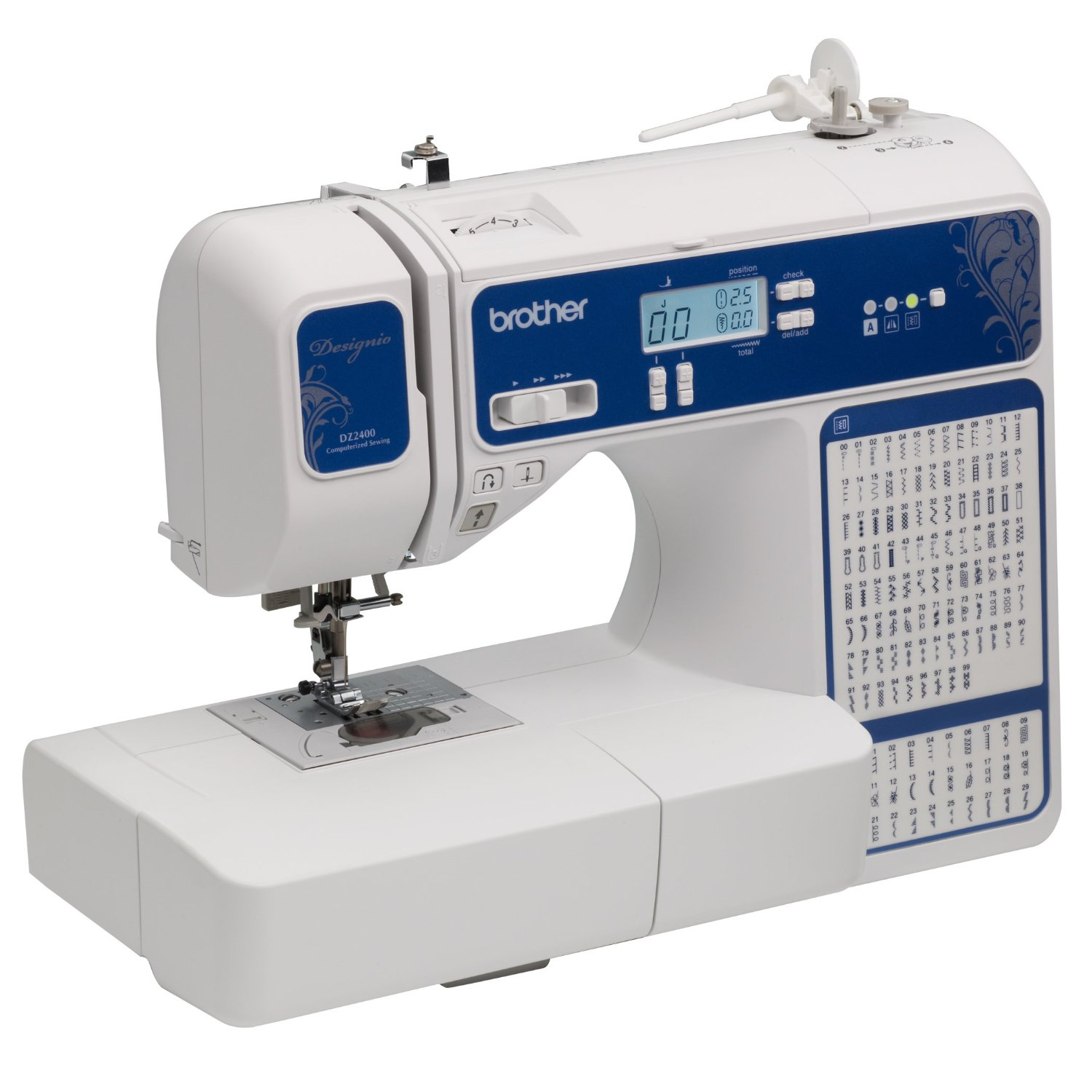 sewing machine quilting