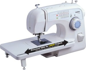Brother XL-3750 Convertible 35-Stitch Free-Arm Sewing Machine with Quilting Table
