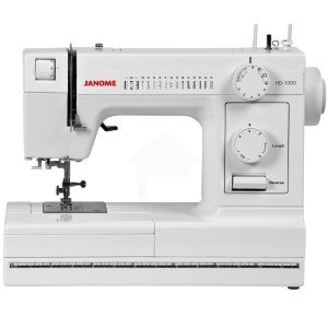Janome HD1000 Heavy-Duty Sewing Machine with 14 Built-In Stitches