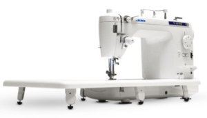 Juki TL-2010Q 1-Needle, Lockstitch, Portable Sewing Machine with Automatic Thread Trimmer for Quilting