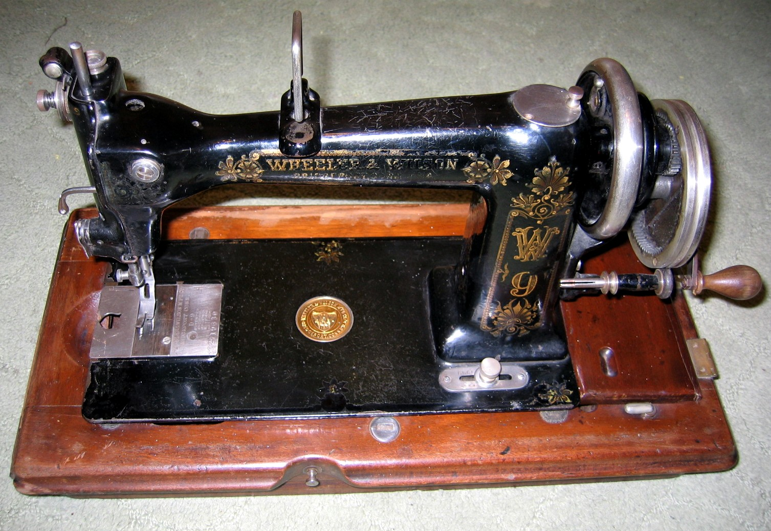Antique Sewing Machines Best