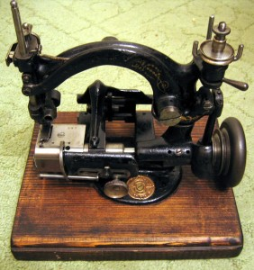 Willcox & Gibbs Sewing Machines